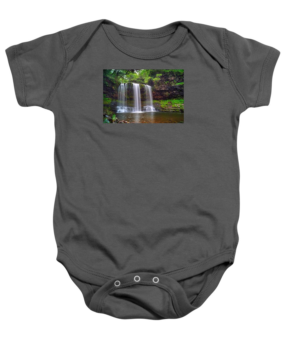 Brecon Beacons Baby Onesie featuring the photograph Brecon Beacons National Park 4 by Phil Fitzsimmons