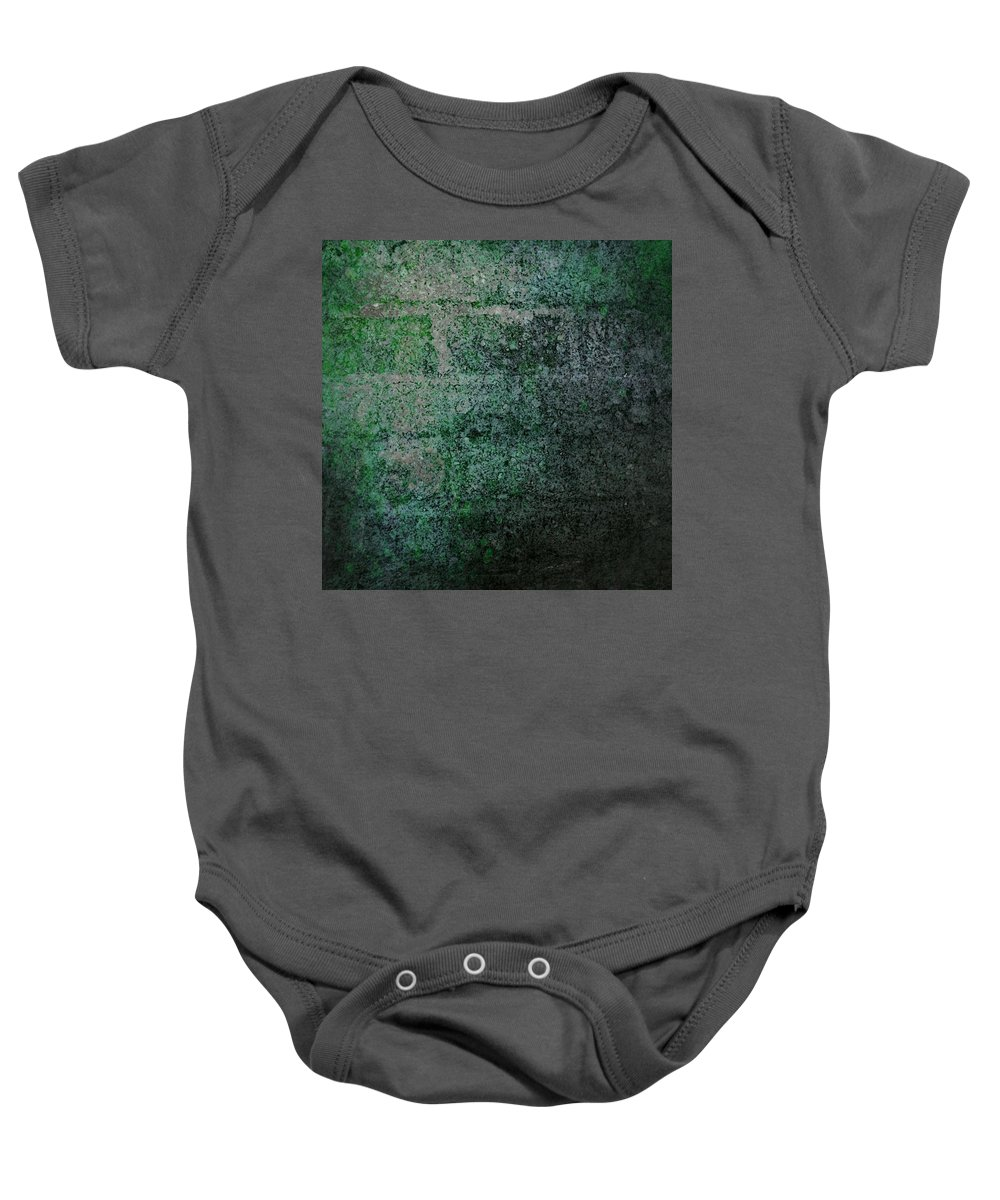 Pillows Baby Onesie featuring the photograph Brick Pillow V by Randolph Ping