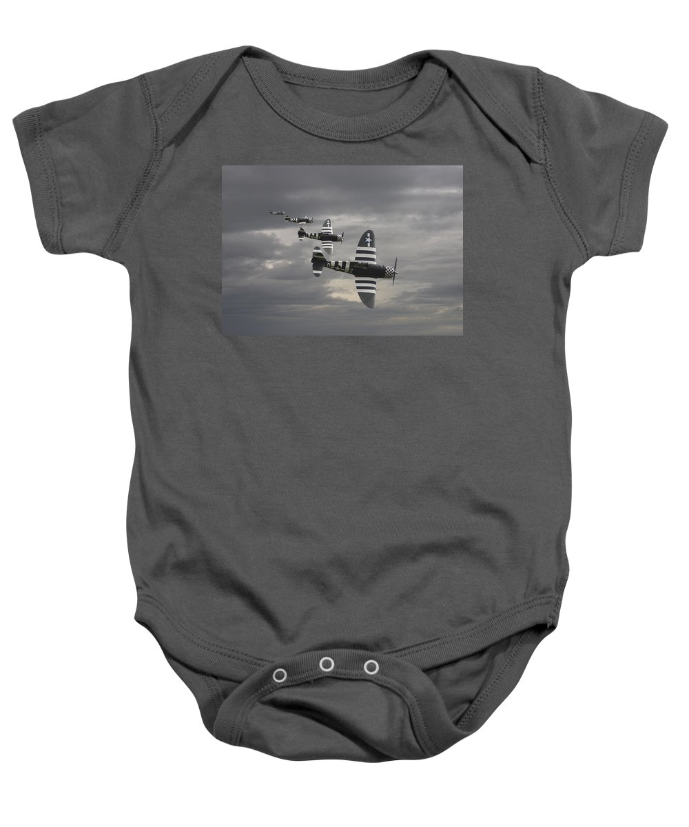 Military Baby Onesie featuring the photograph Cab Rank by Pat Speirs