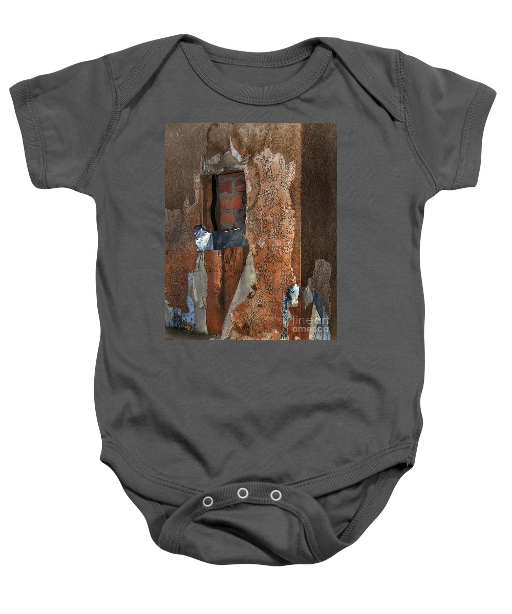 California Scenes Baby Onesie featuring the photograph Call The Handyman by Norman Andrus