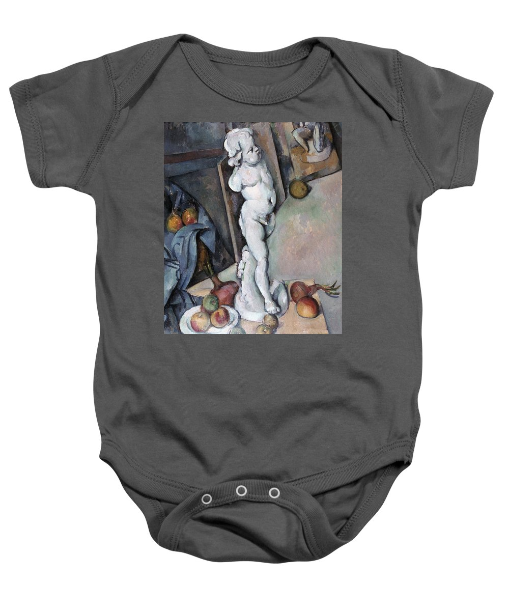 1895 Baby Onesie featuring the photograph Cezanne: Sill Life, C1895 by Granger