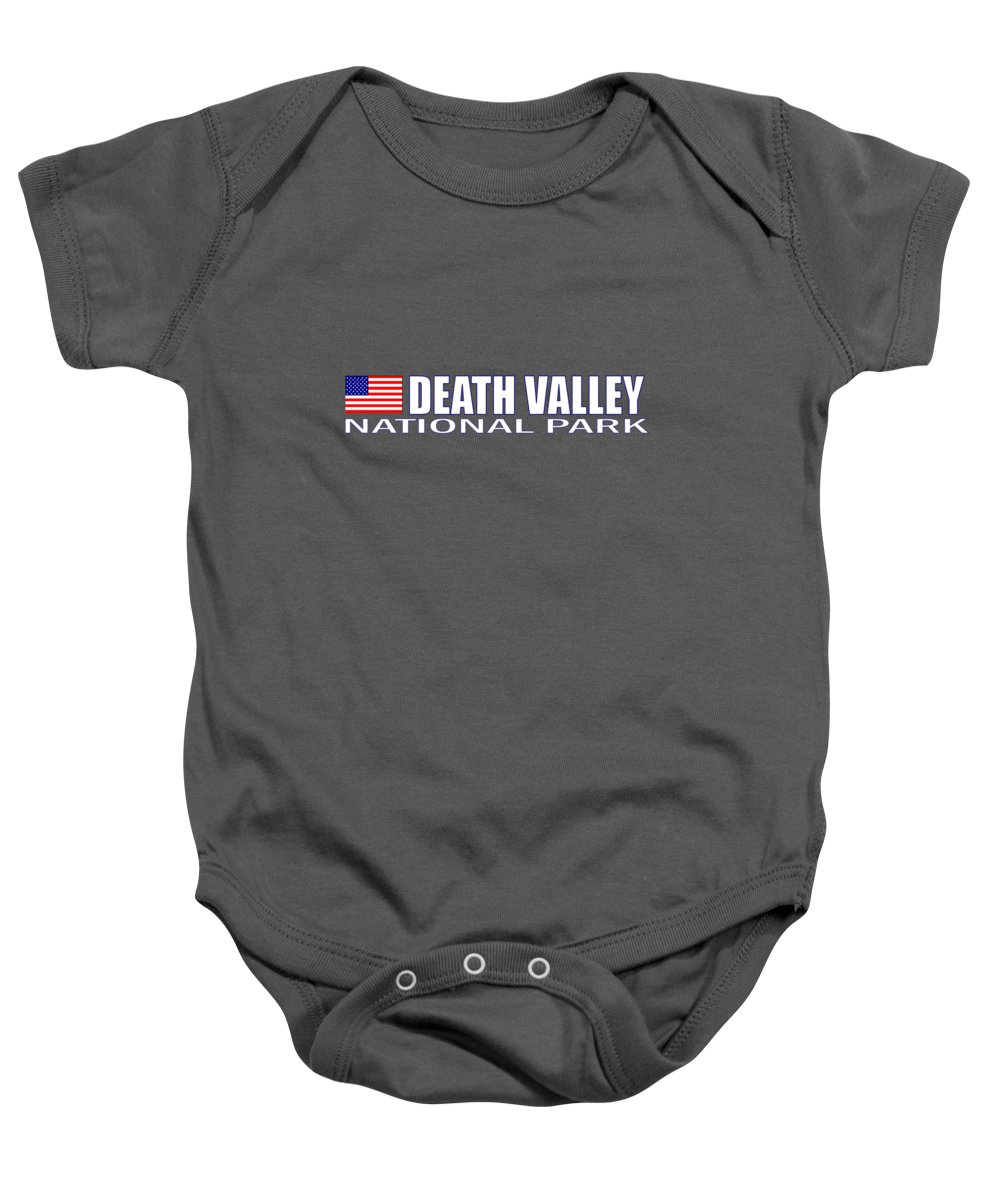 Death Valley Baby Onesies