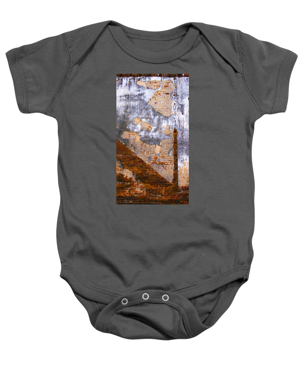 Architecture Baby Onesie featuring the photograph Finger Food by Skip Hunt