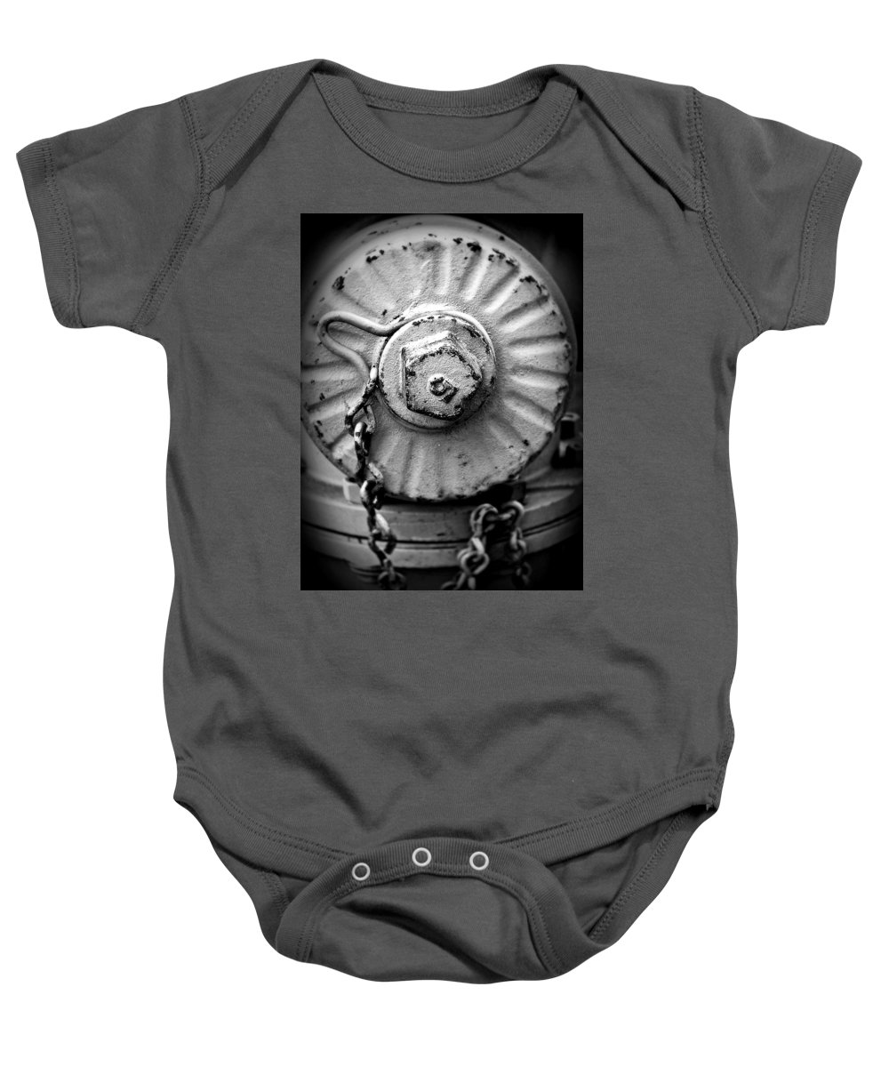 Fire Baby Onesie featuring the photograph Five by Perry Webster