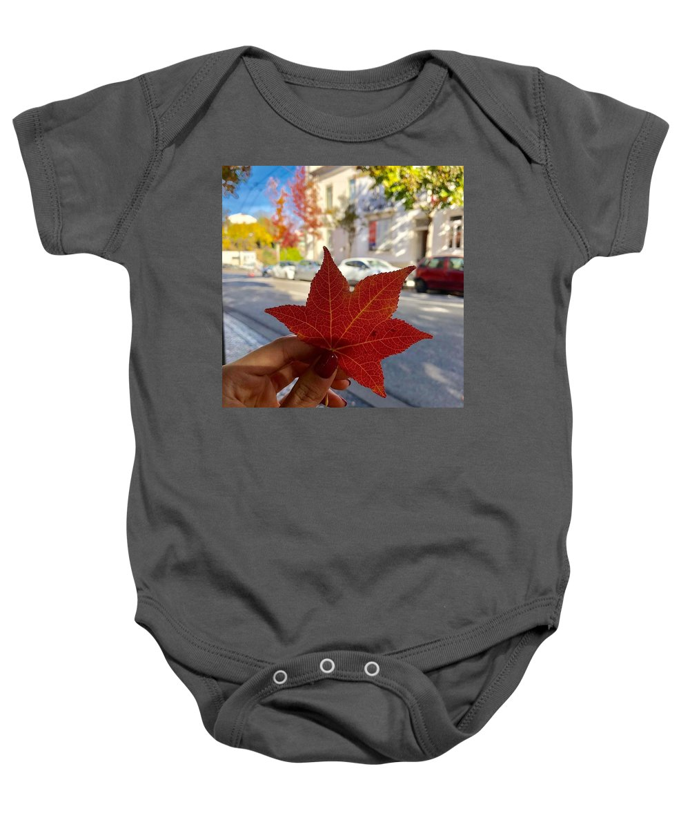 Baby Onesie featuring the photograph Flower by Sanchit Sharda