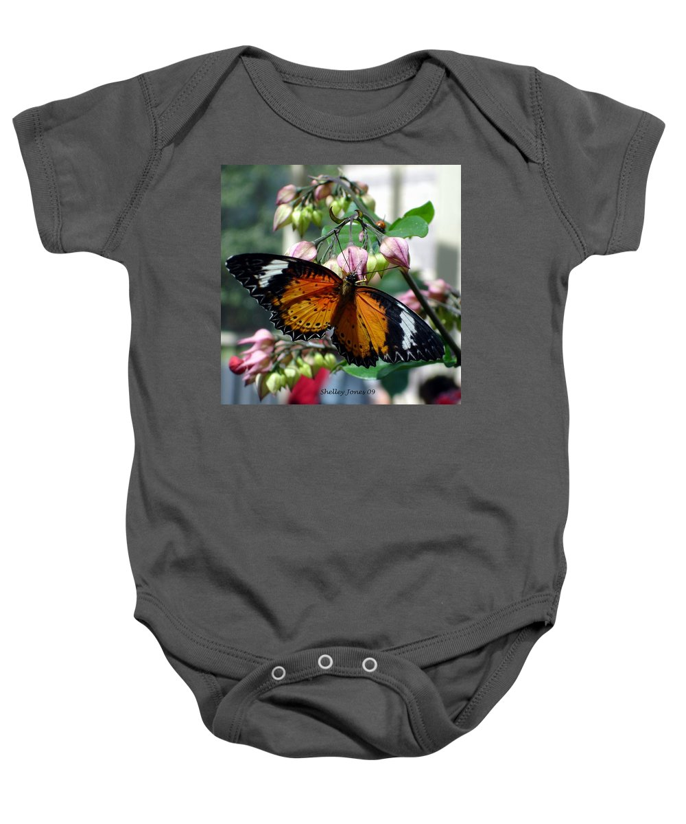 Photography Baby Onesie featuring the photograph Friends Come In Small Packages by Shelley Jones