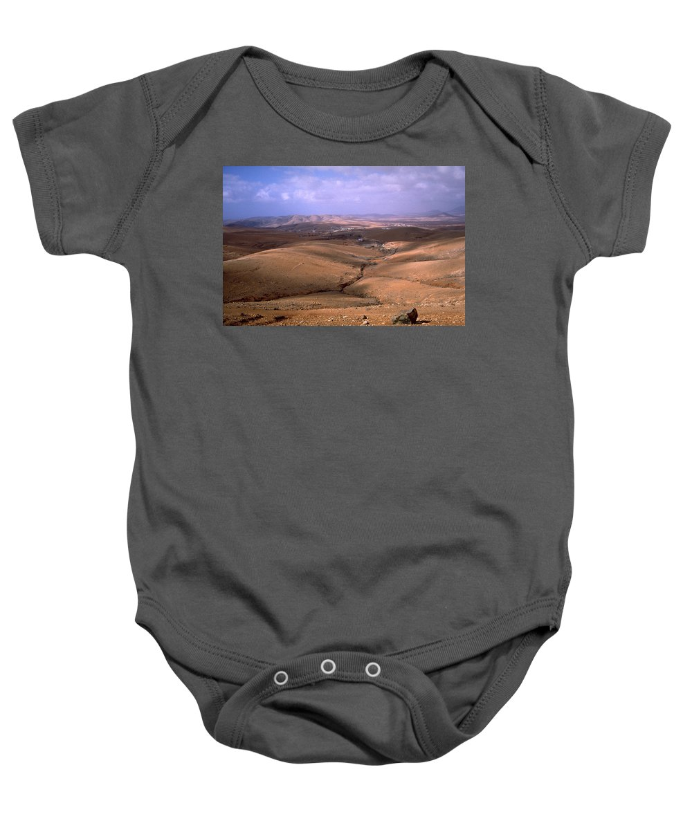 Fuerteventura Baby Onesie featuring the photograph Fuerteventura I by Flavia Westerwelle