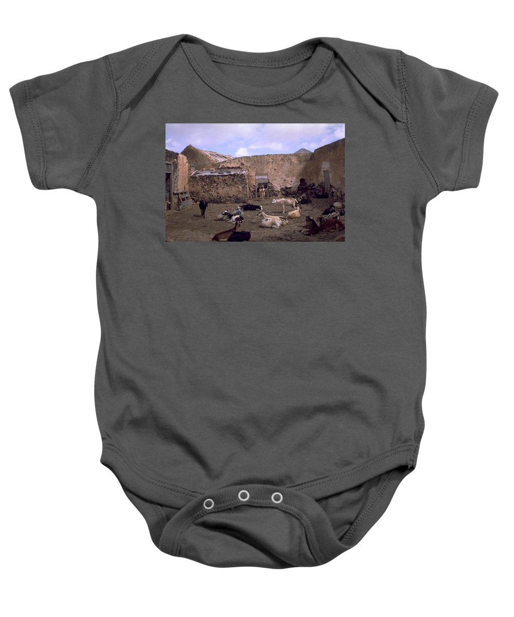 Fuerteventura Baby Onesie featuring the photograph Fuerteventura IIi by Flavia Westerwelle