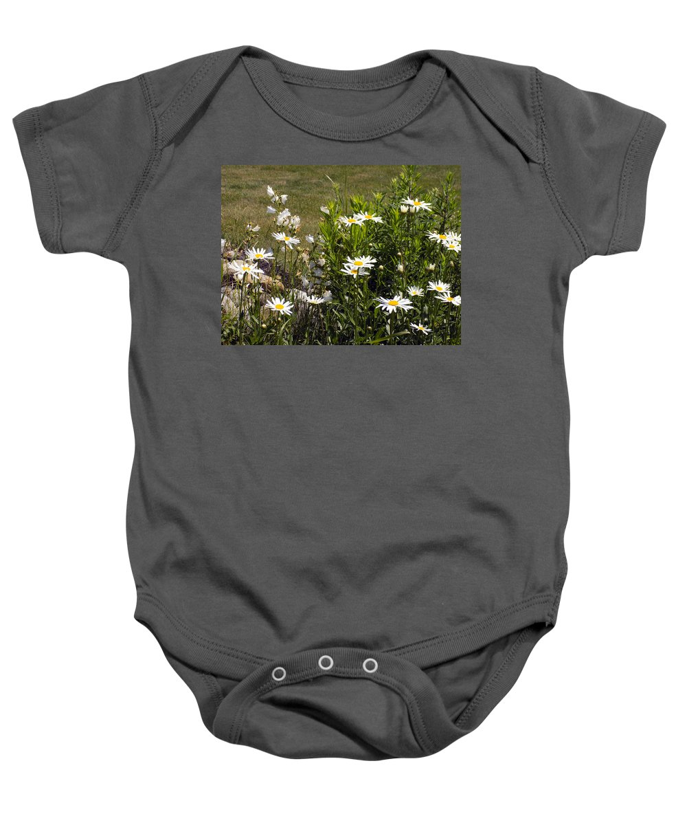 Garden Baby Onesie featuring the photograph Garden Happiness by William Tasker
