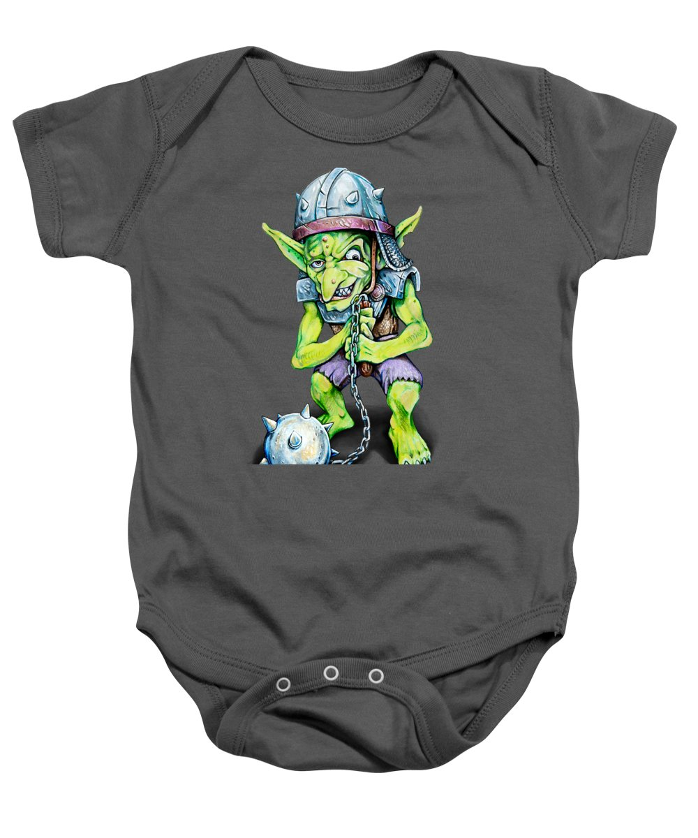 Dungeon Baby Onesies