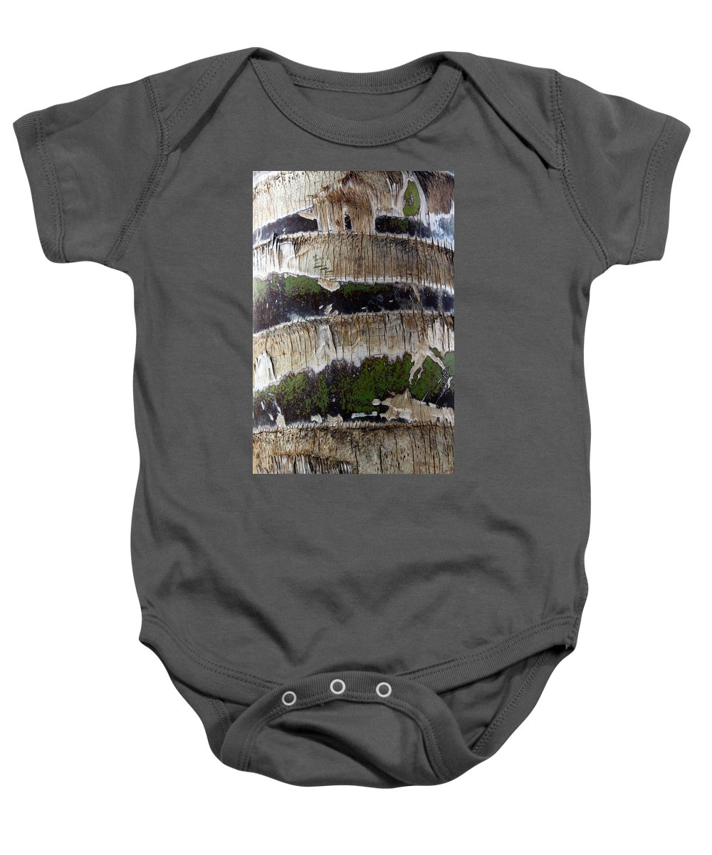 Outdoor Baby Onesie featuring the photograph Green Trees by Munir Alawi