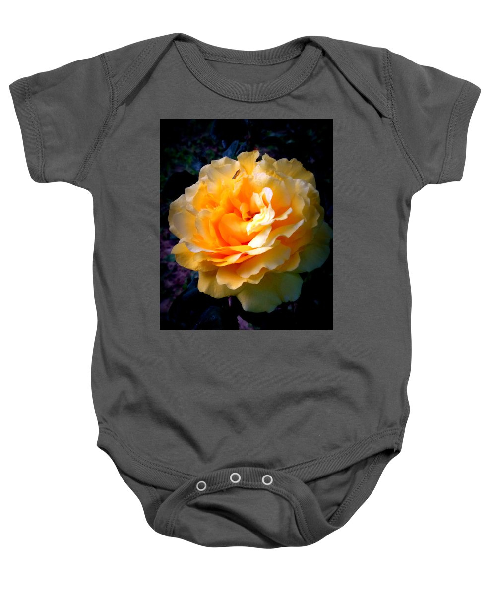 12.00x16.00 Baby Onesie featuring the photograph Happiness 5 by Lesli Sherwin