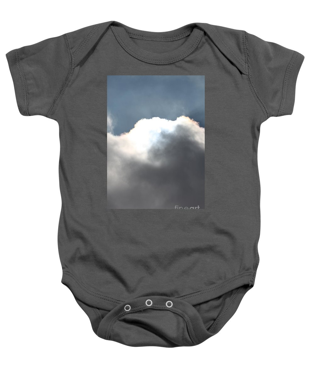Hope Baby Onesie featuring the photograph Hope by Nadine Rippelmeyer