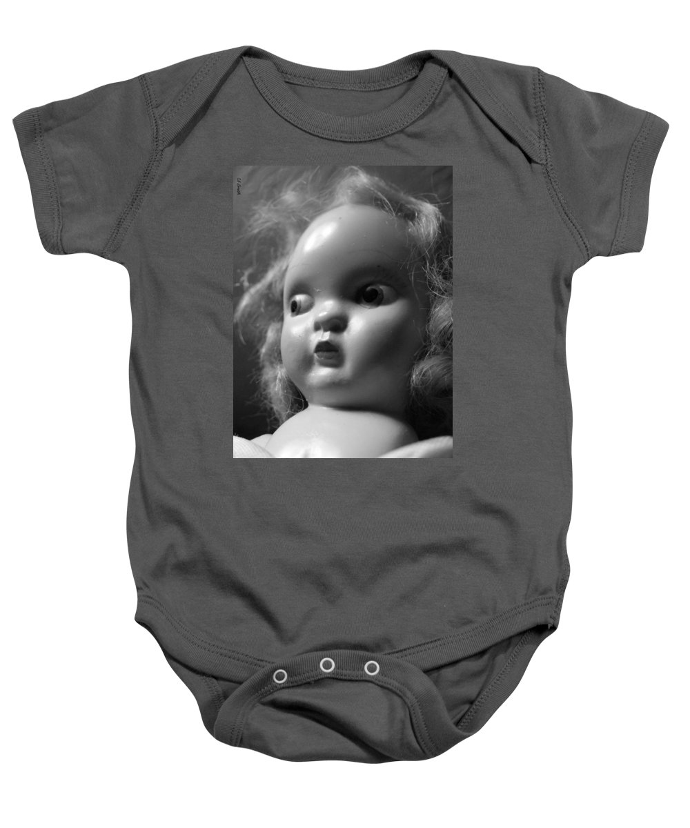 Hypnotized Baby Onesie featuring the photograph Hypnotized by Ed Smith