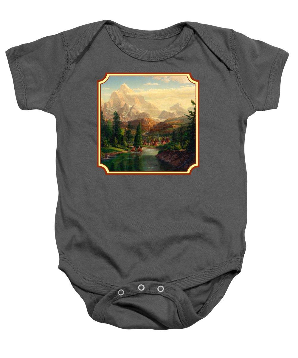 Teton Baby Onesies