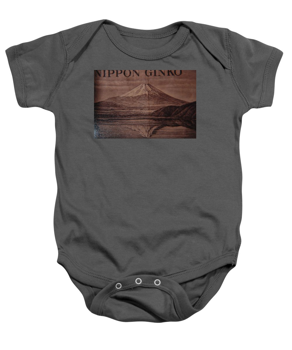 Mount Fuji Baby Onesie featuring the photograph Mount Fuji by Rob Hans