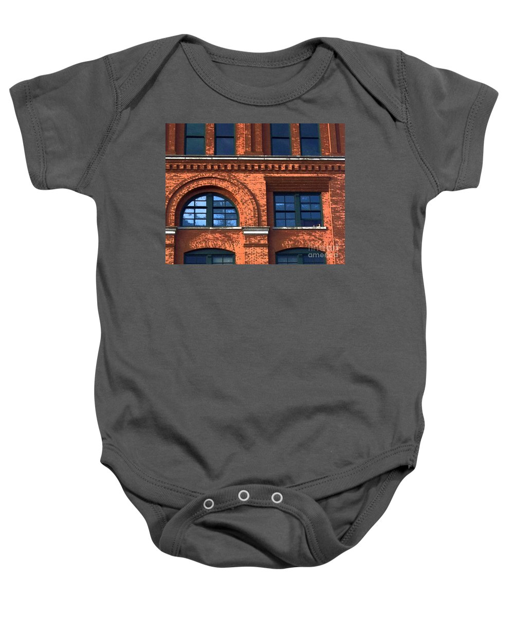 6th Floor Museum Baby Onesie featuring the photograph Never Forget Jfk by Debbi Granruth