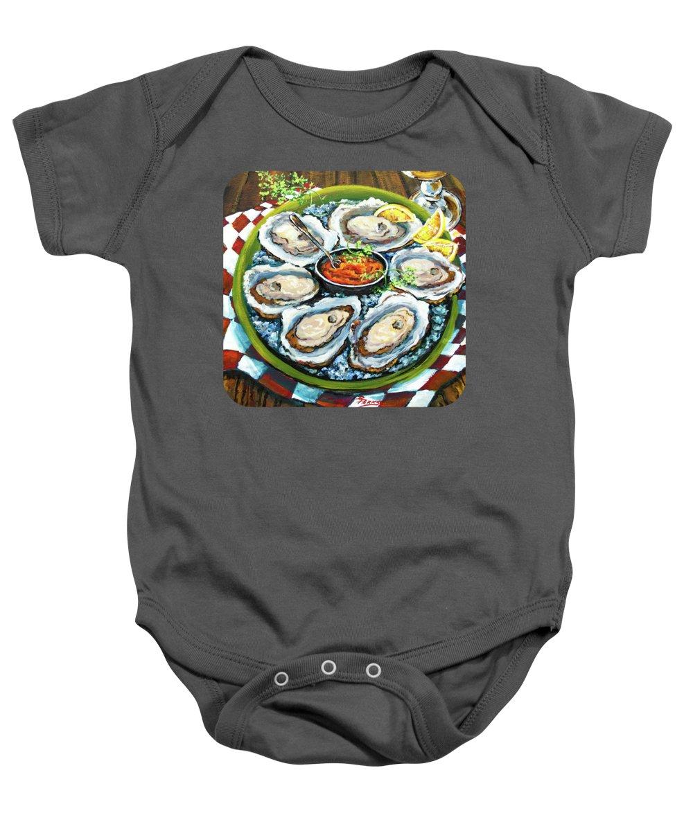 Impressionism Baby Onesies