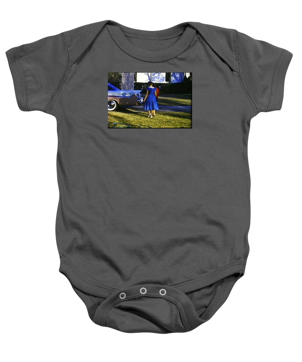 Vhs To Dvd Conversion Los Angeles Baby Onesie featuring the digital art Preserve To Dvd by Preserve To DVD