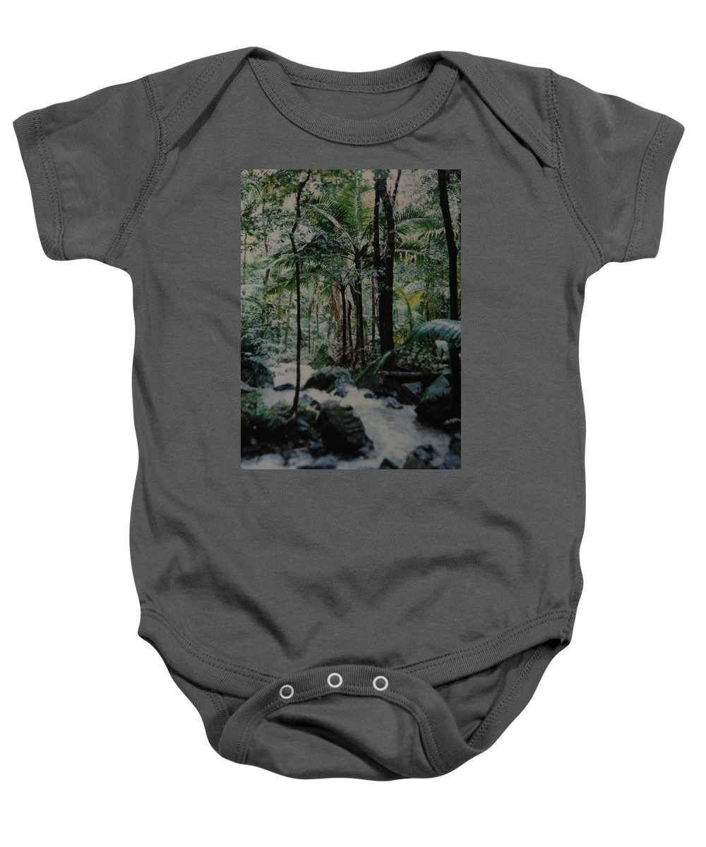 Trees Baby Onesie featuring the photograph Puerto Rico by Rob Hans