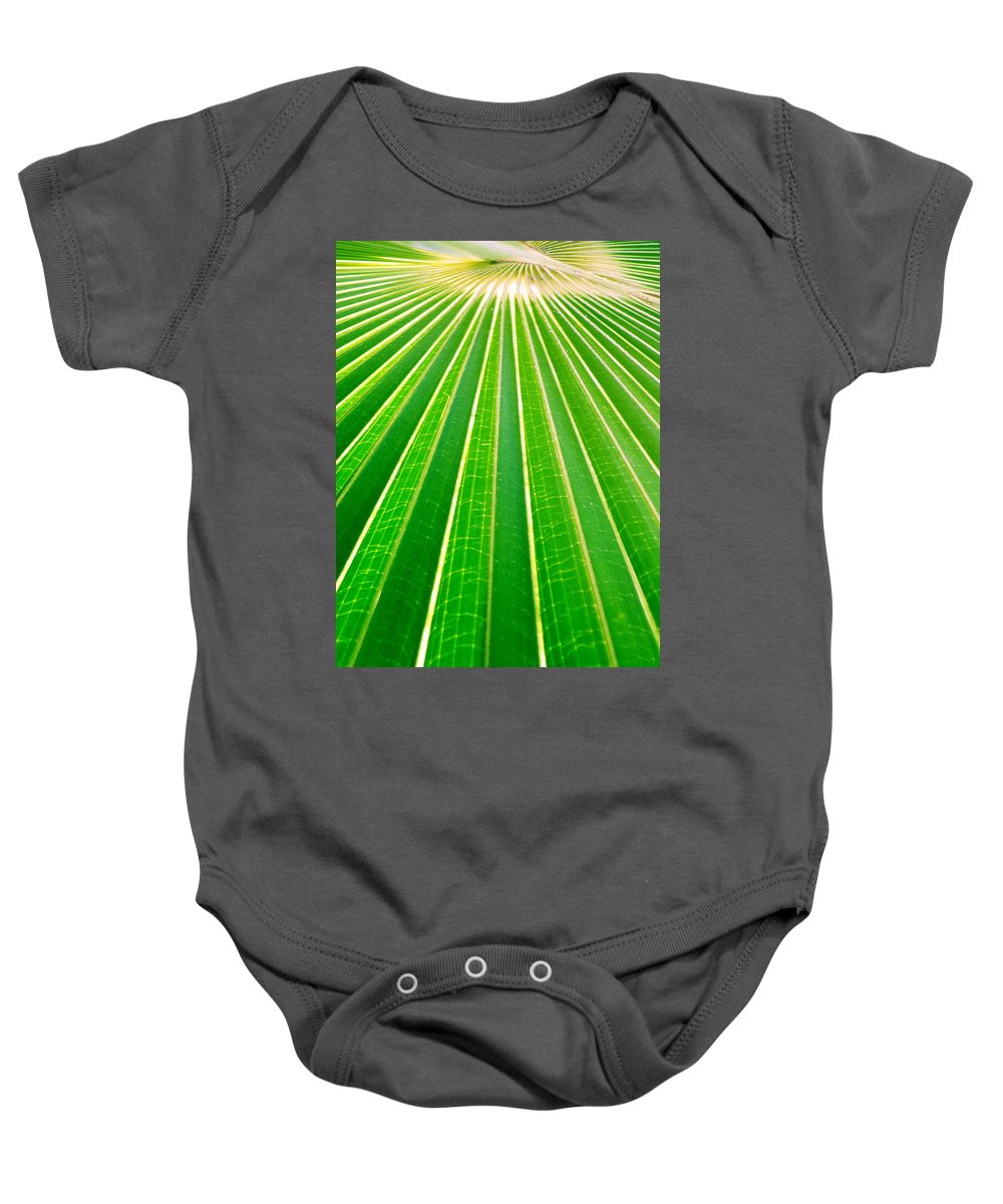 Nature Baby Onesie featuring the photograph Reaching Out by Holly Kempe