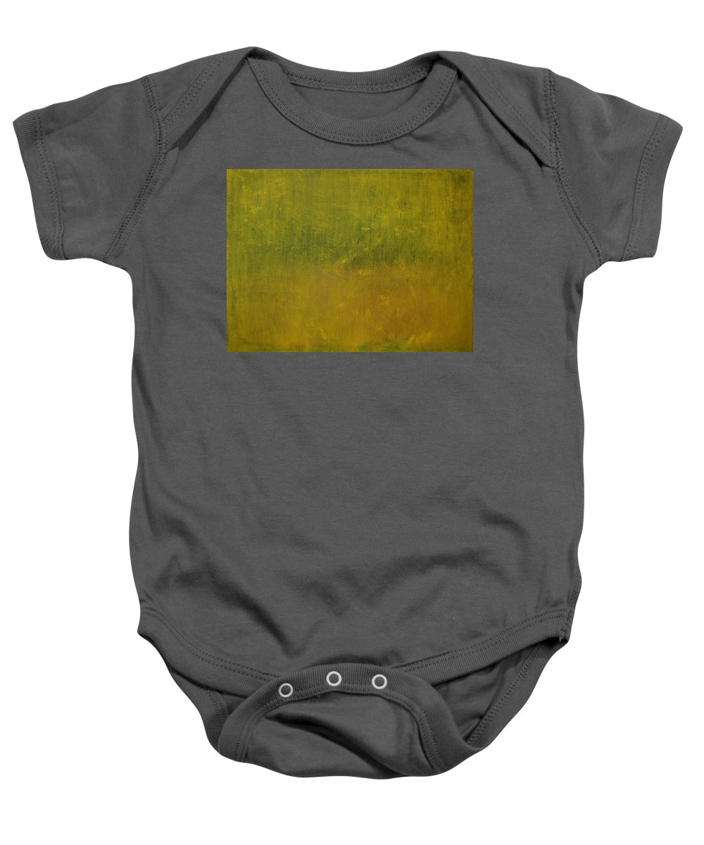 Jack Diamond Baby Onesie featuring the painting Reflections Of A Summer Day by Jack Diamond