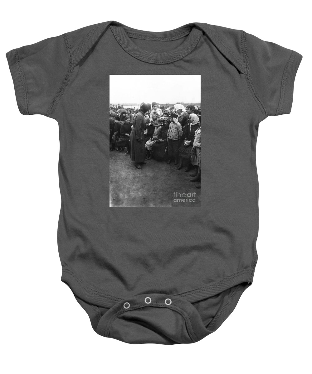1920 Baby Onesie featuring the photograph Salvation Army, 1920 by Granger