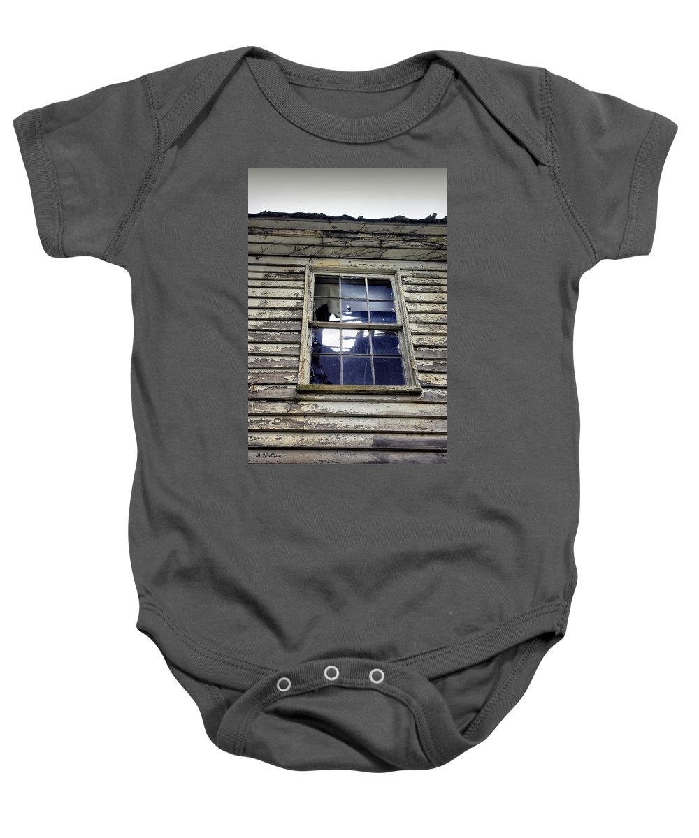2d Baby Onesie featuring the photograph Sky Light by Brian Wallace