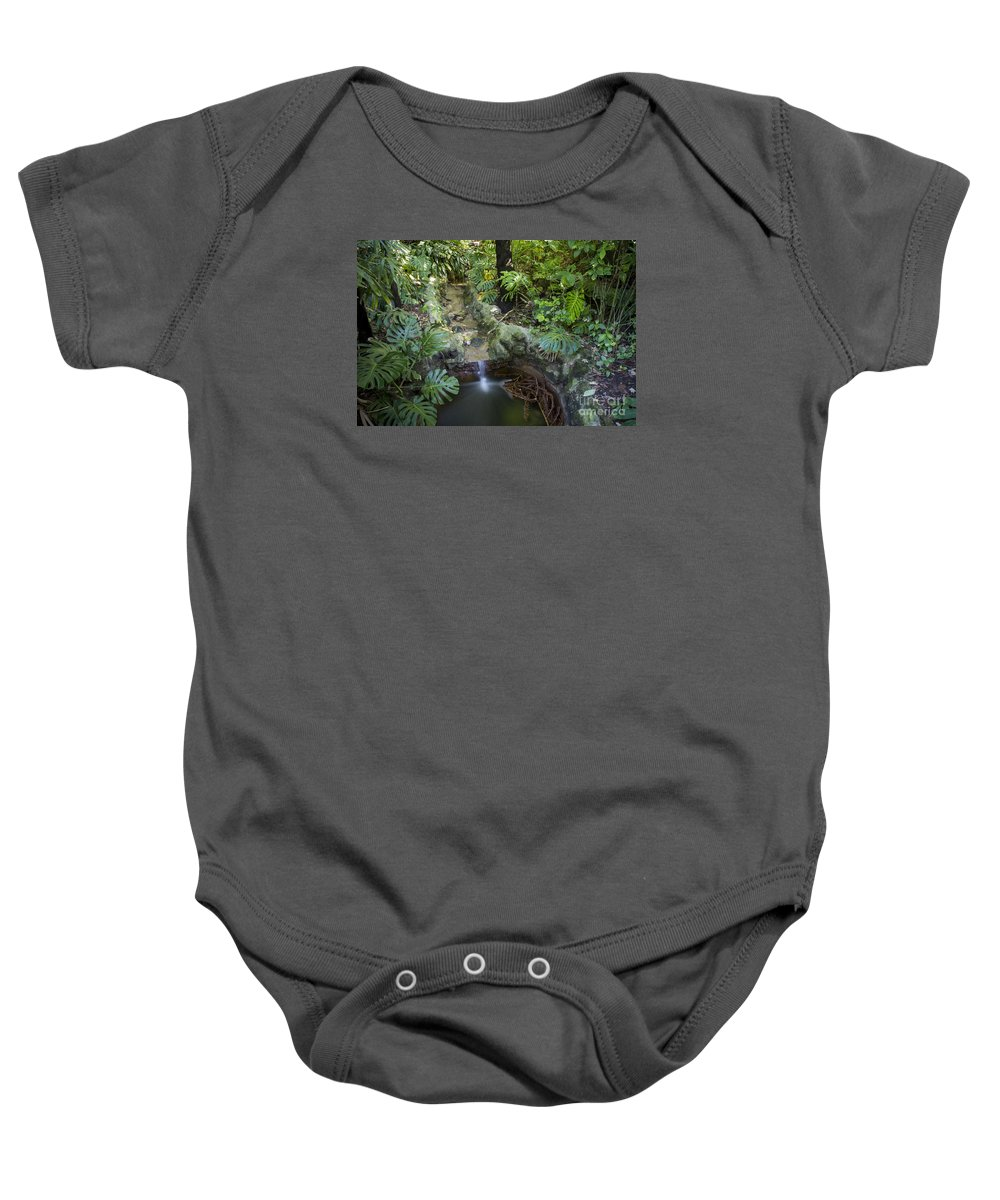 Photography Baby Onesie featuring the photograph Smooth Water by Daniel Knighton