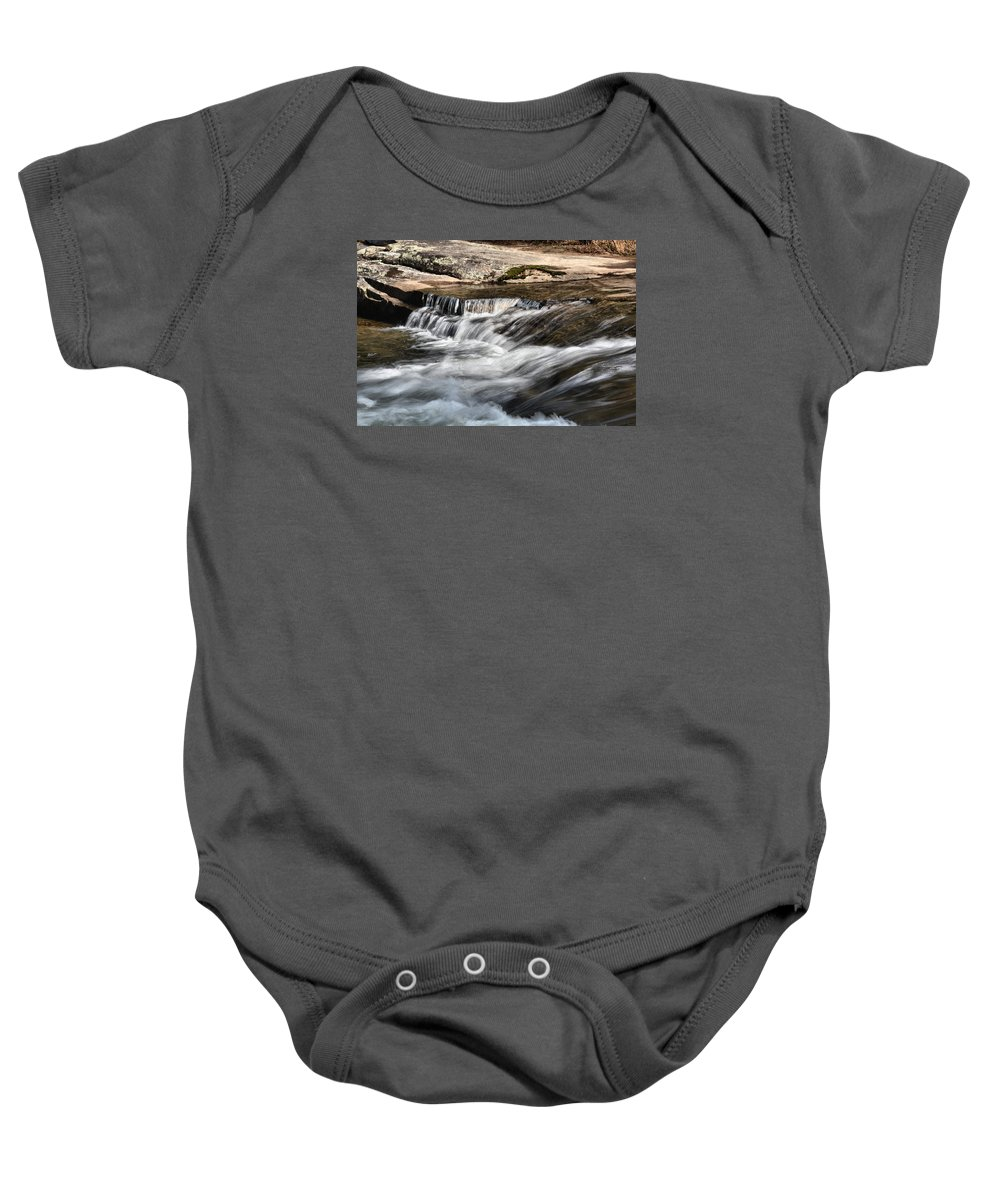 North Carolina Baby Onesie featuring the photograph Sosoothing by Mike Fairchild