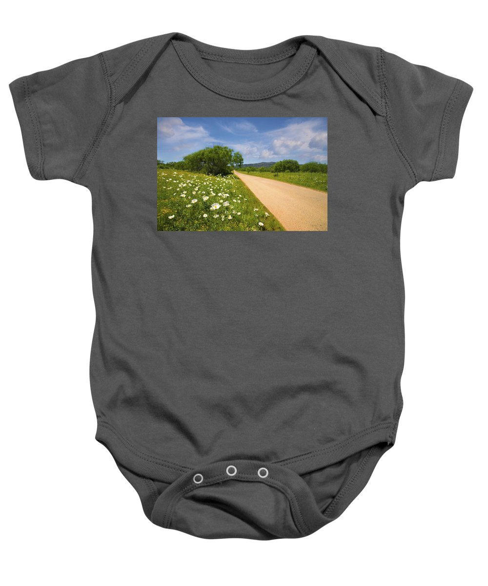 Spring Baby Onesie featuring the photograph Springtime On The Loop by Lynn Bauer