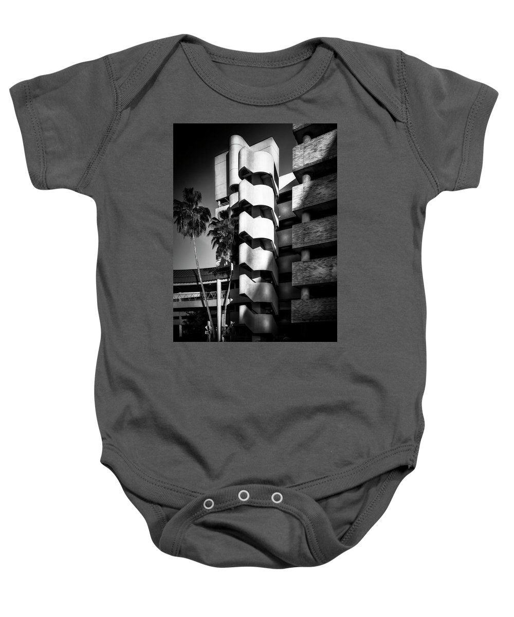 Davis Island Baby Onesie featuring the photograph Step Up by Marvin Spates