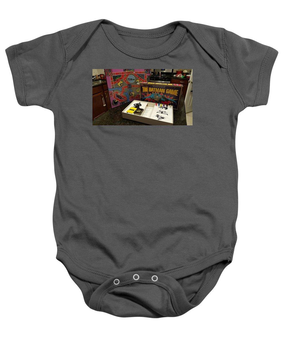 Superhero Baby Onesies