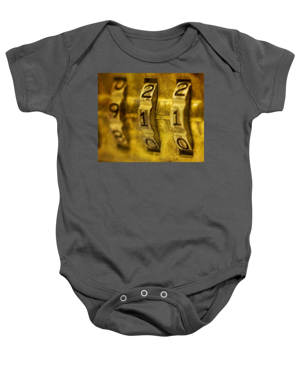 911 Baby Onesie featuring the photograph The Web Of Nine Eleven by Steven Richardson