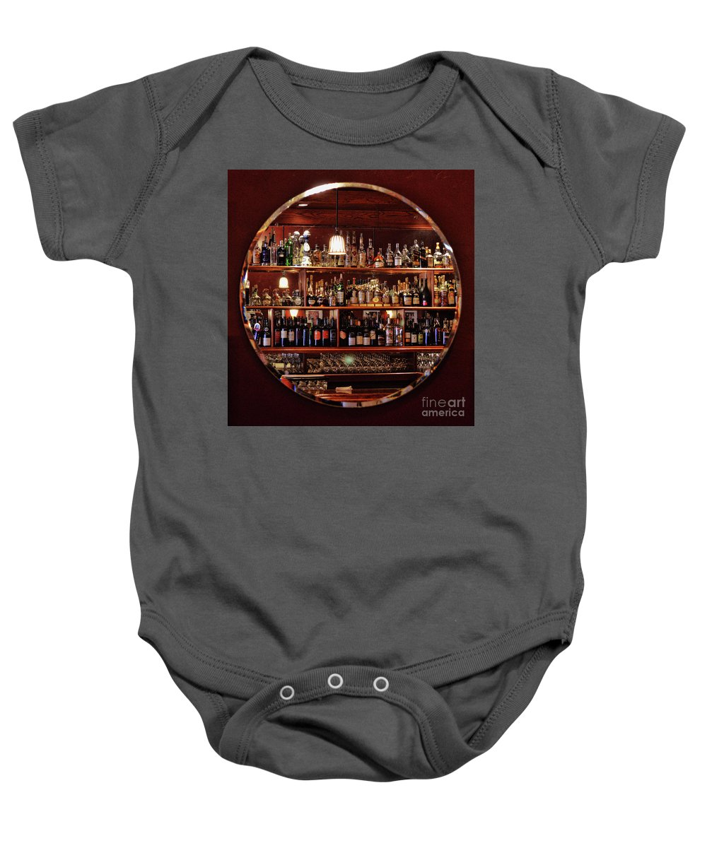 Jim Croce Baby Onesie featuring the photograph Time In A Bottle - Croce's Place by Tommy Anderson