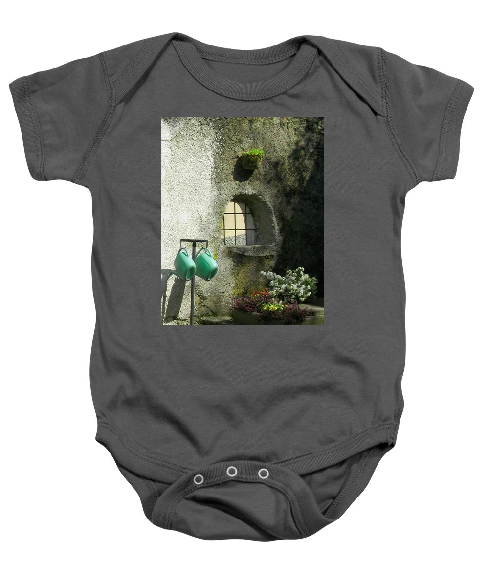 Italy Baby Onesie featuring the photograph Tuscan Afternoon by Lynn Andrews