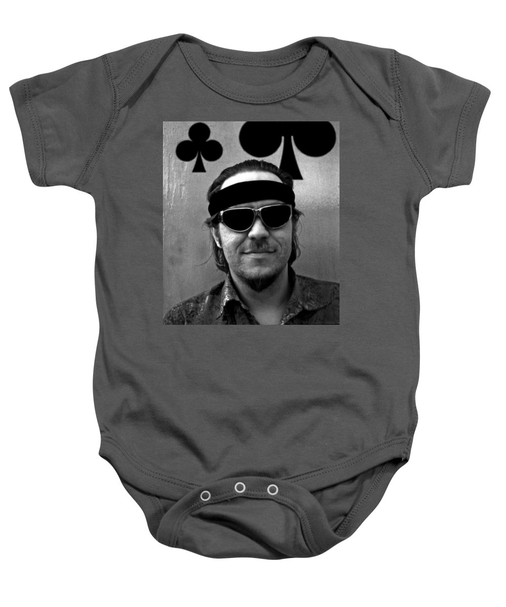 Portrait Baby Onesie featuring the photograph Two Weeks In Poughkeepsie by Lee Santa