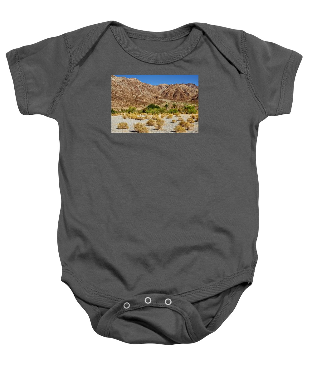 Waterhole Baby Onesie featuring the photograph Waterhole by Dominic Piperata