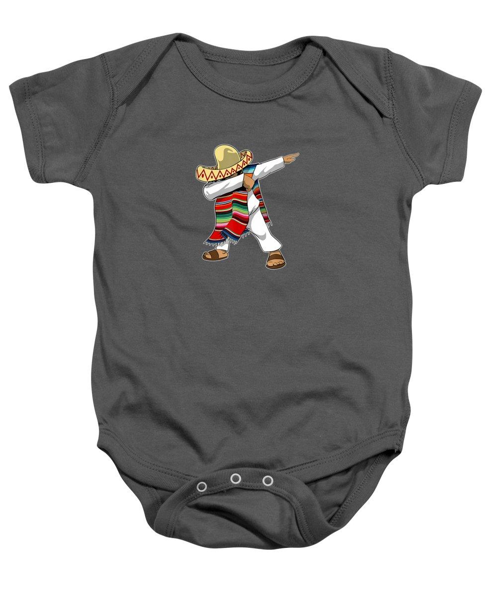 Poncho Baby Onesies