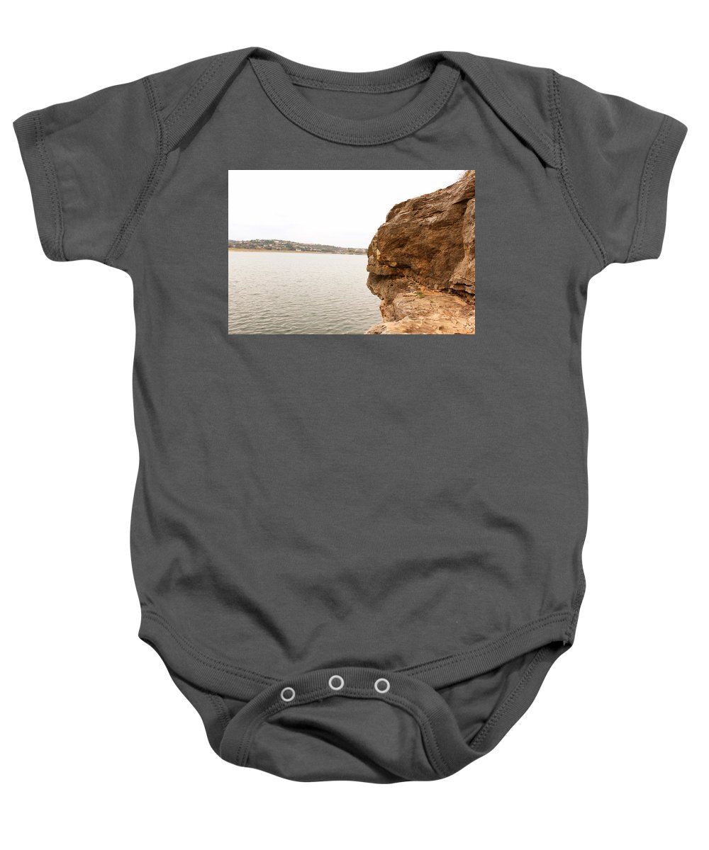 Landscape Baby Onesie featuring the photograph Pace Bend by Sara Martinez