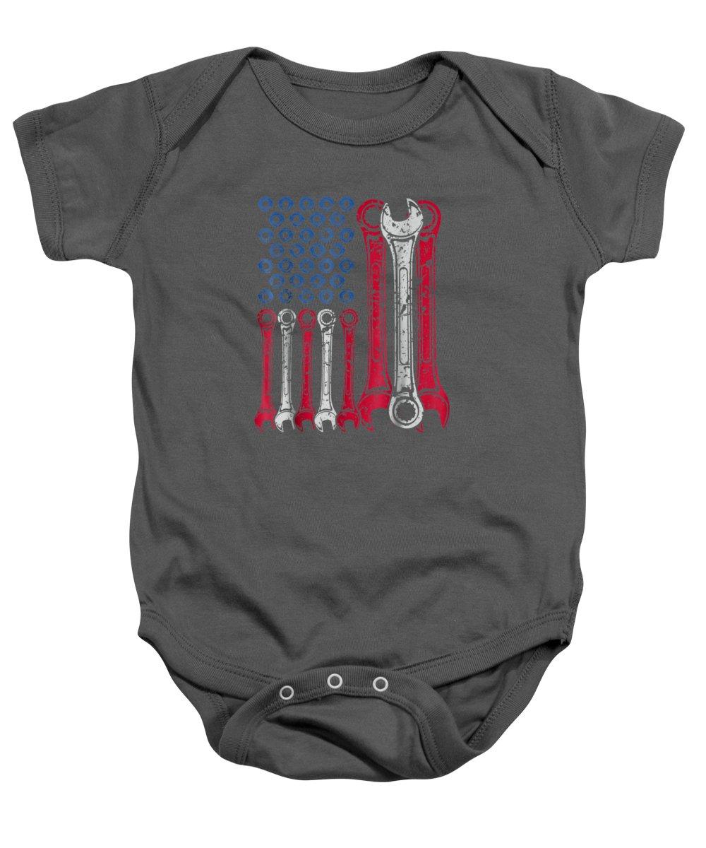 Patriotic Baby Onesies