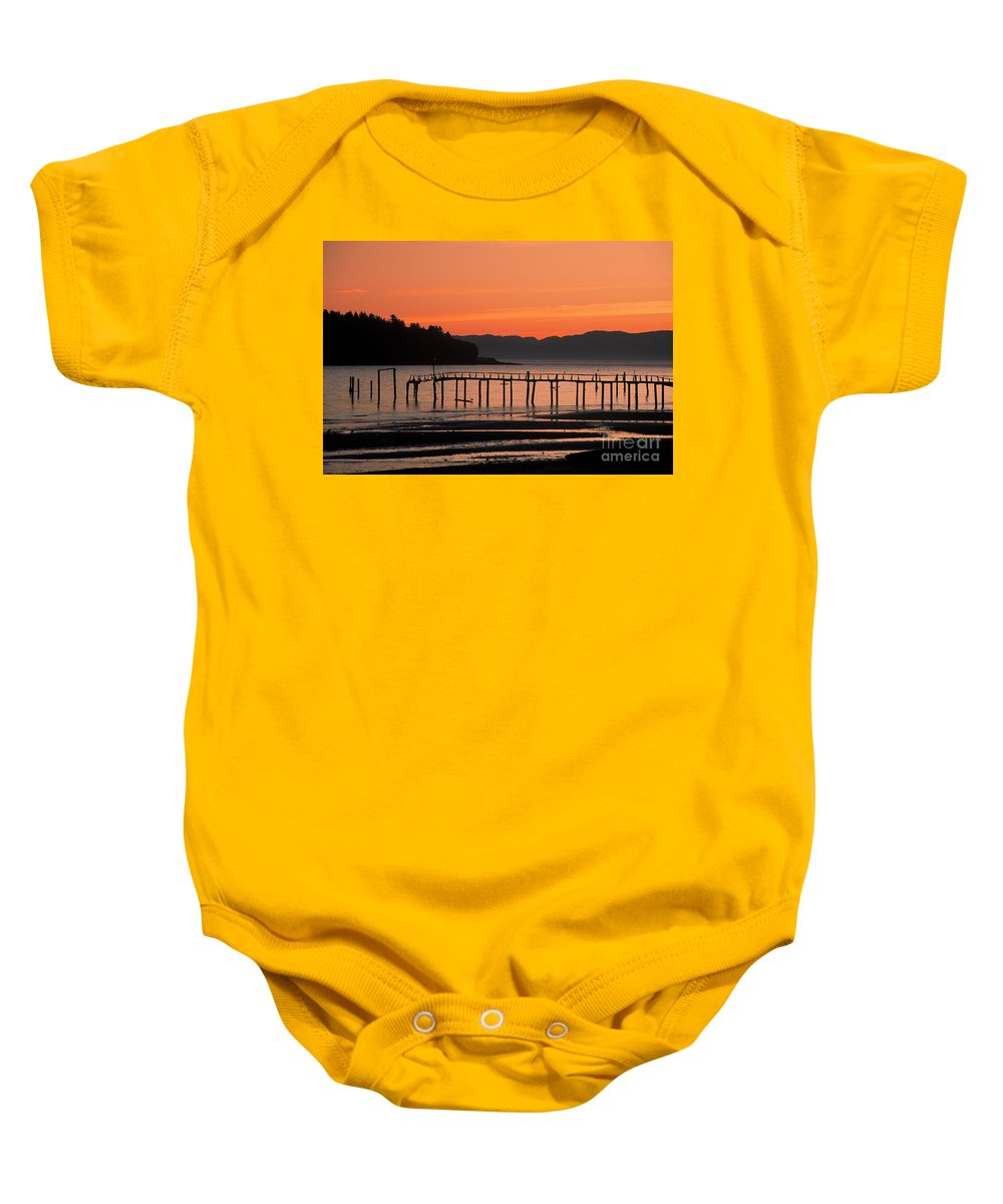 Digital Art Baby Onesie featuring the photograph 286969000-002m by Earl Johnson