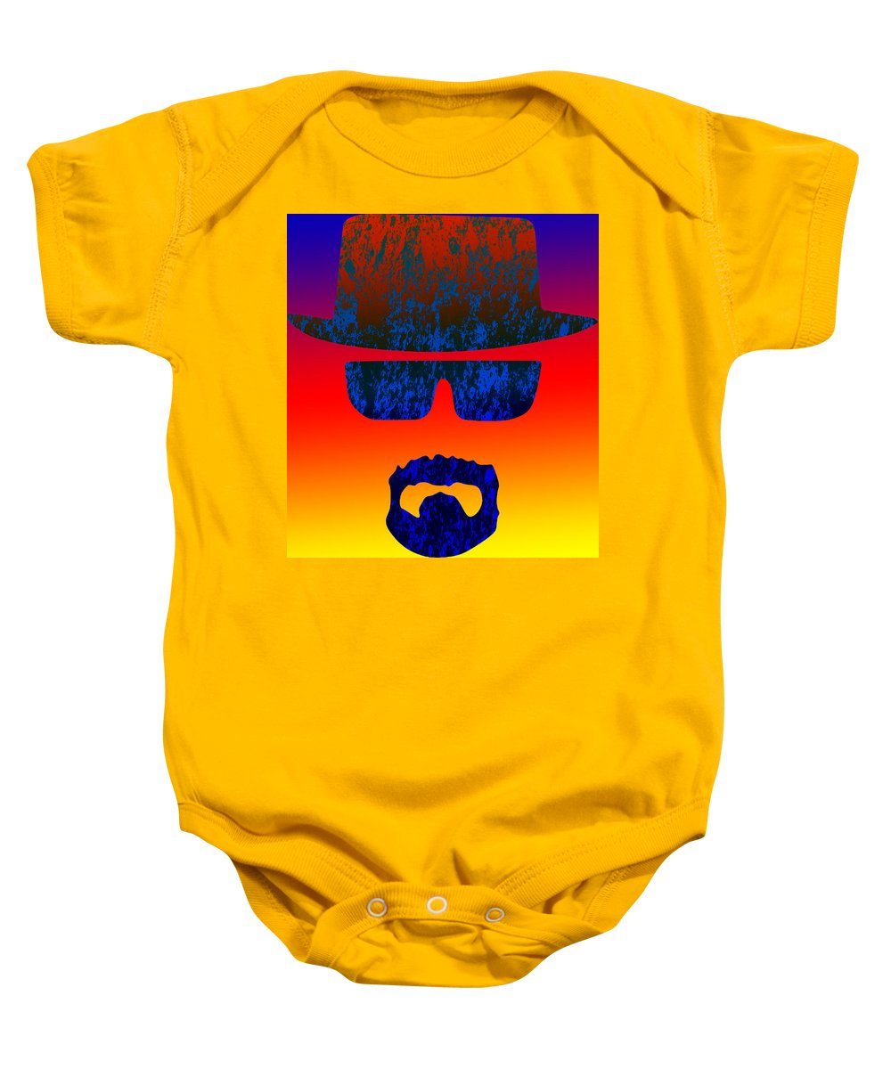 Breaking Bad Baby Onesie featuring the photograph Breaking Bad - 9 by Chris Smith