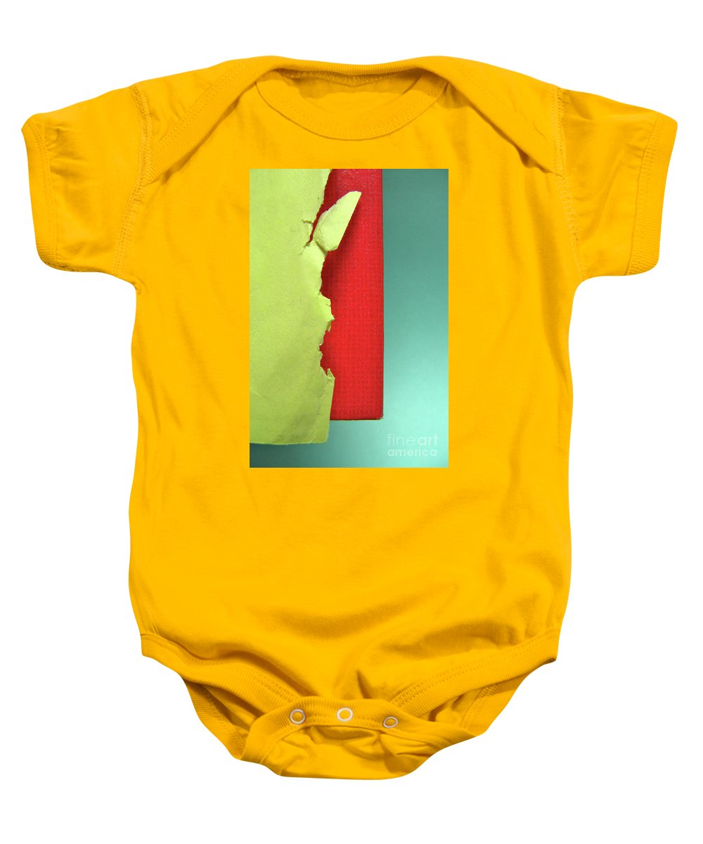 Cml Brown Baby Onesie featuring the photograph Primary by CML Brown