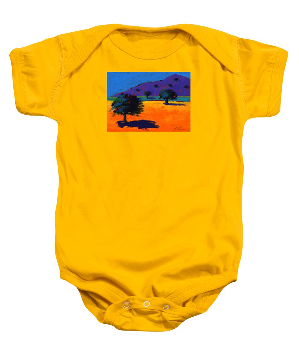Summer Baby Onesie featuring the photograph Summertime by Paul Powis