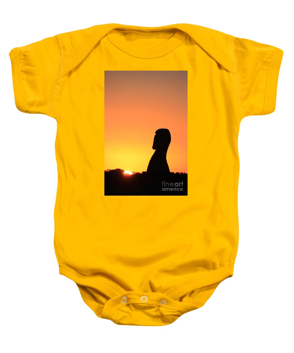Landscapes Baby Onesie featuring the photograph Sunrise 20 by Steve Herndon