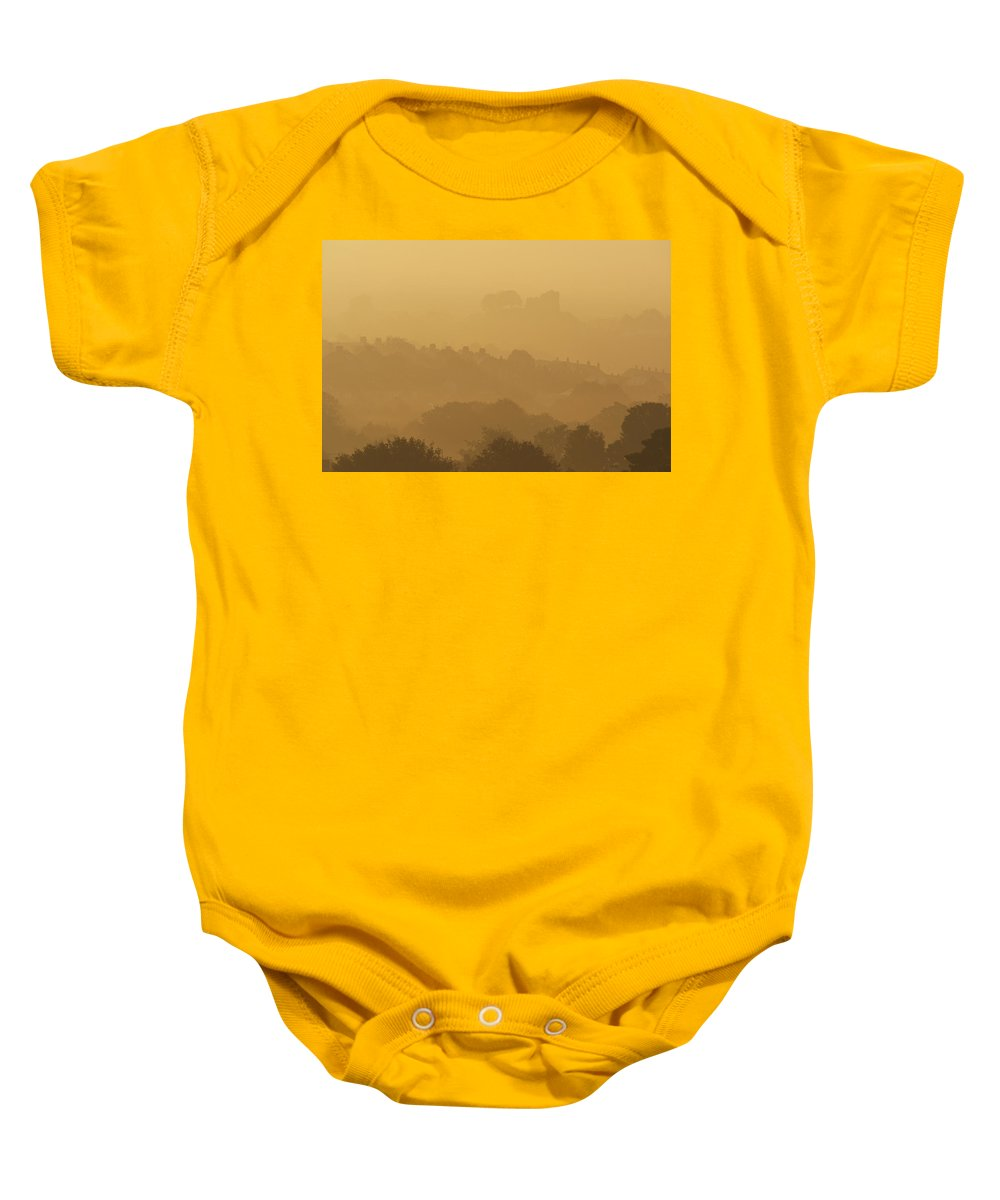 Baby Onesie featuring the photograph None by Ian Cumming