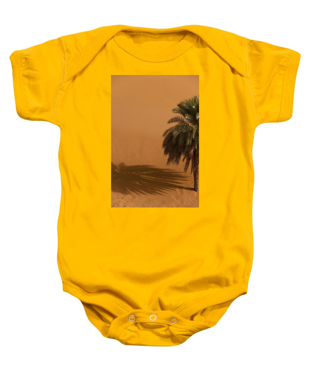 Vertical Baby Onesie featuring the photograph Merzouga, Morocco by Axiom Photographic