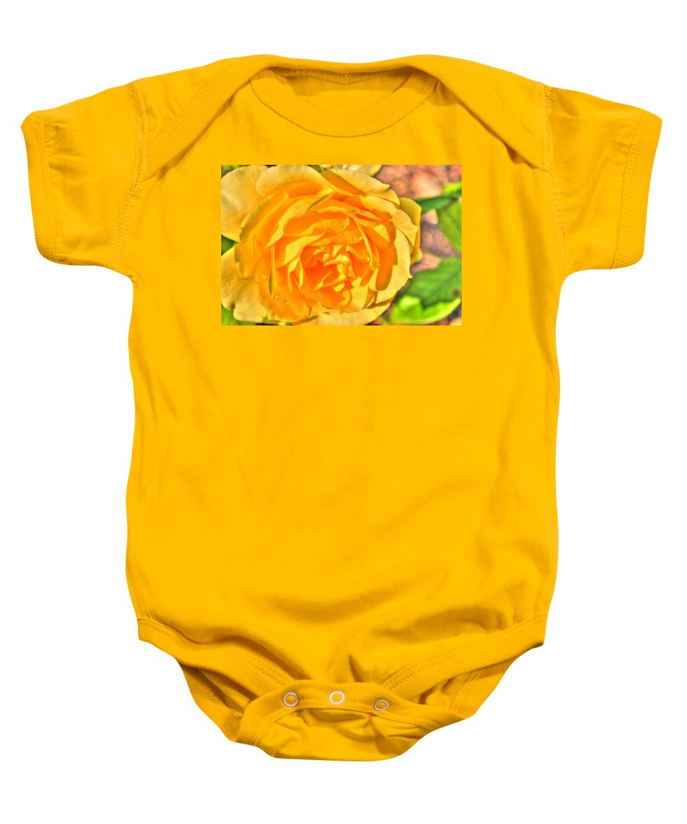 Baby Onesie featuring the photograph After The Rain by Michael Frank Jr
