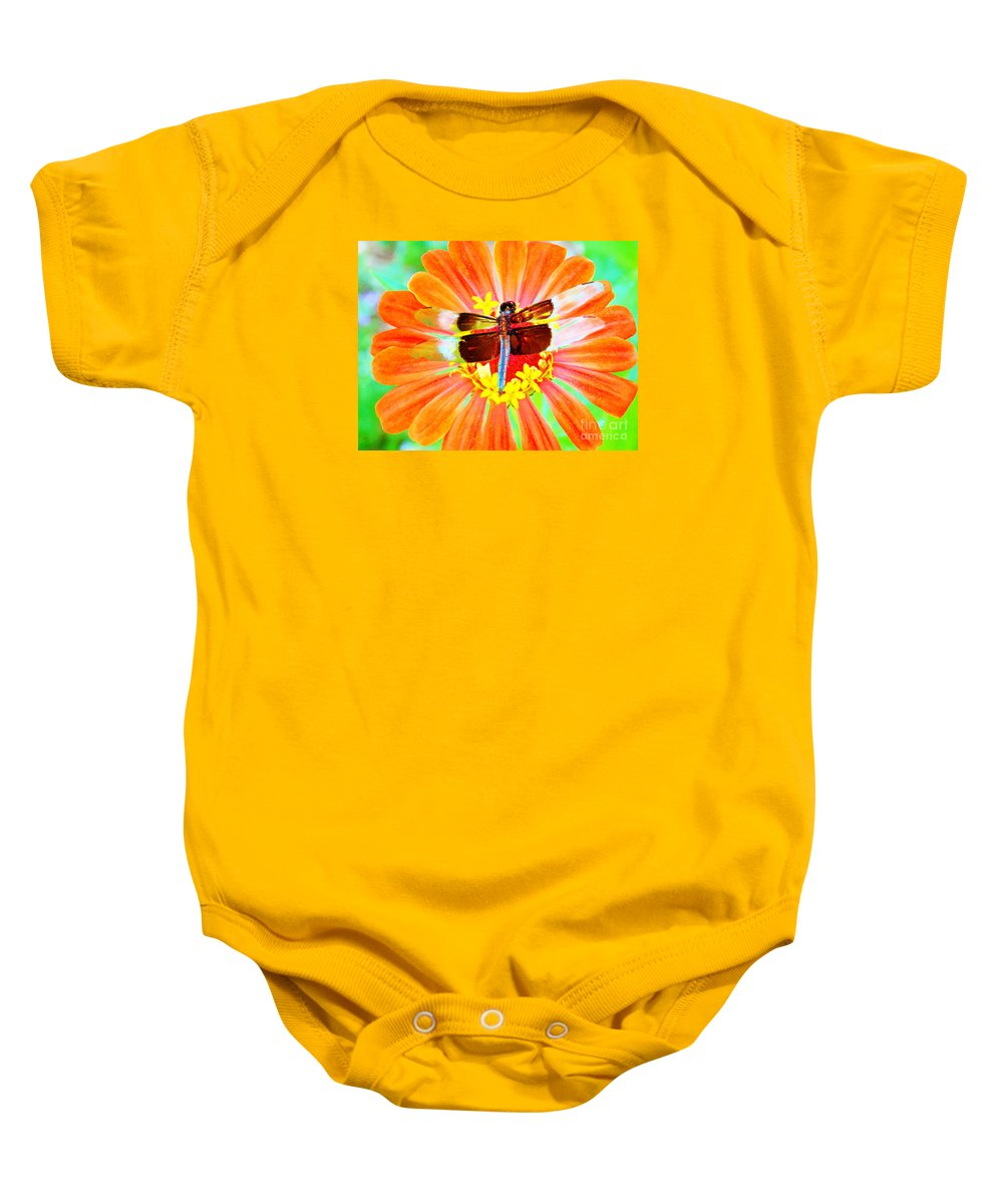 Behold Baby Onesie featuring the photograph Behold by Anita Faye
